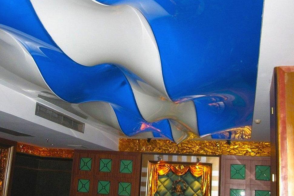 3D натяжные потолки Симферополь